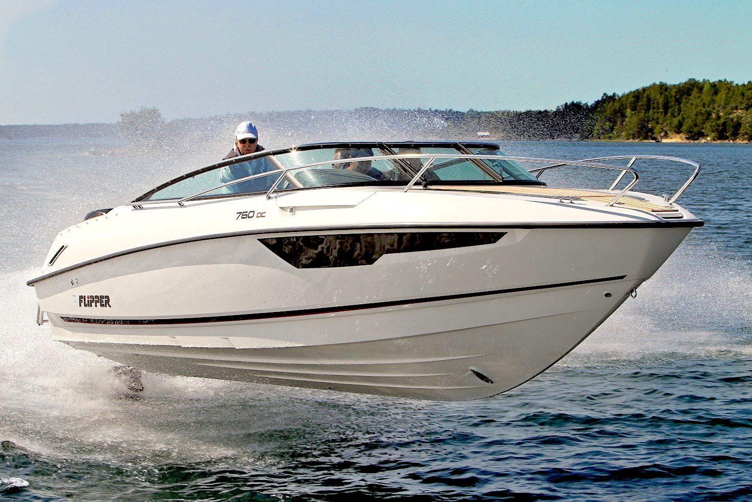 flipper båt
